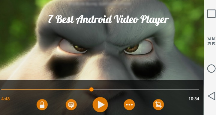 best android video player