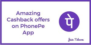 [Updated] PhonePe App Cashback Offers [Get more than Rs. 3500 cash back right now]